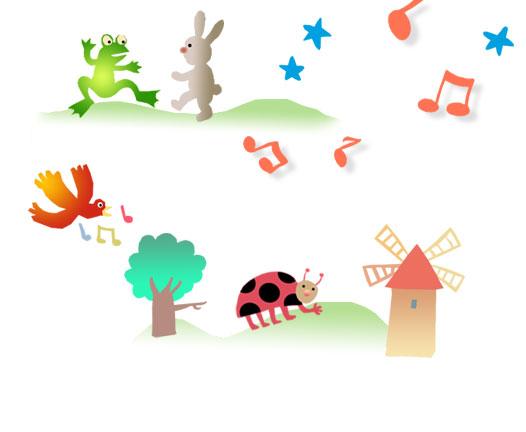 Site de comptines et de chansons pour les enfants
